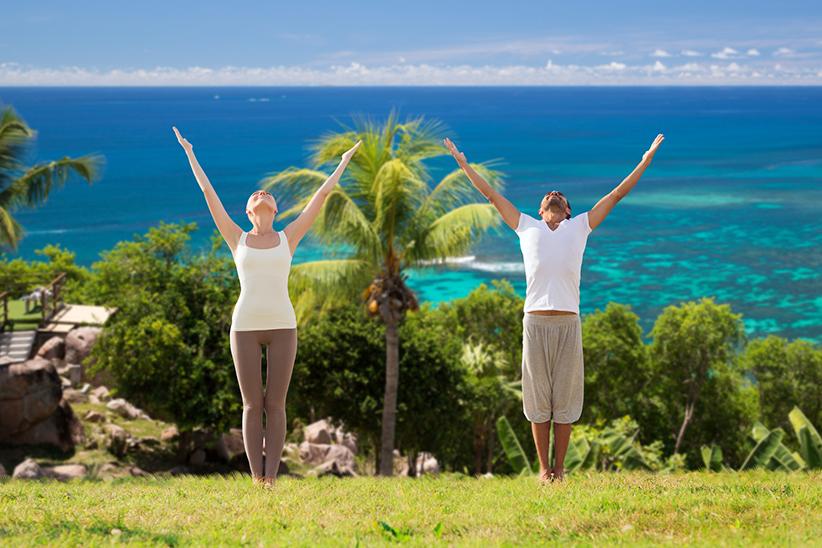 Hawaii Huna Retreat mit Karl Edy und Ilse Grabner