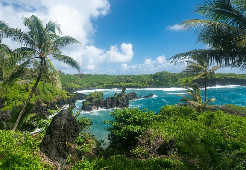 Hawaii Big Island - Huna Magie